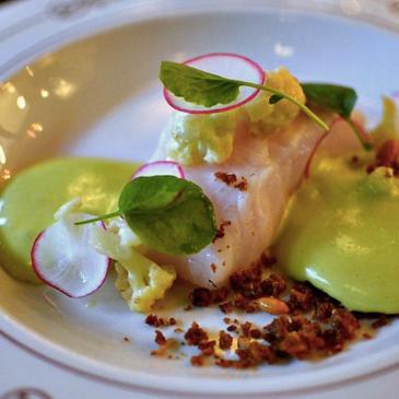 1877, le meilleur restaurant de Bergen, Norvège