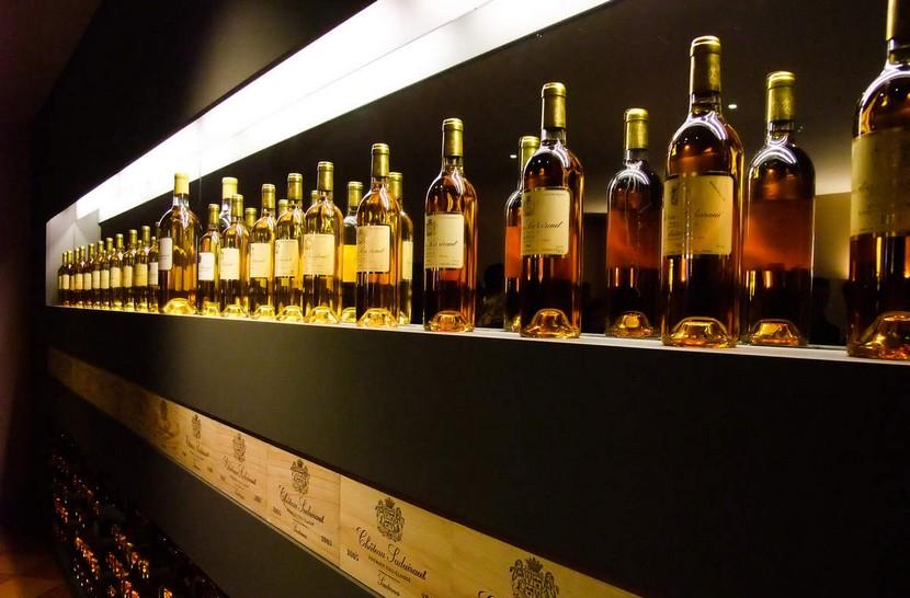 Lions de Suduiraut vin
