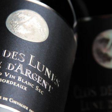 Lune d'Argent 2012, Clos des Lunes (Bordeaux)