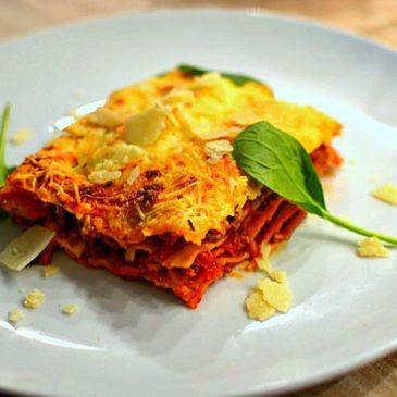 Lasagnes à la bolonaise italiennes : la vraie recette facile et traditionnelle