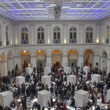 Bordeaux Tasting ce weekend au Palais de la Bourse