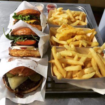 Les burgers du B&M : un burger customisé !