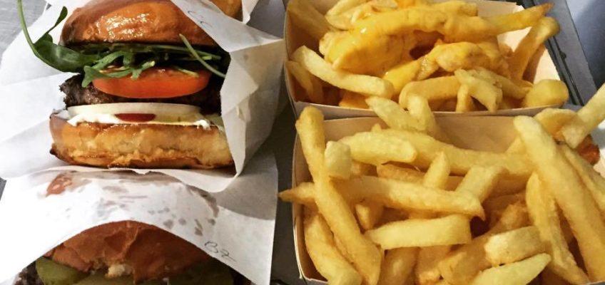 Burger B&M Paris