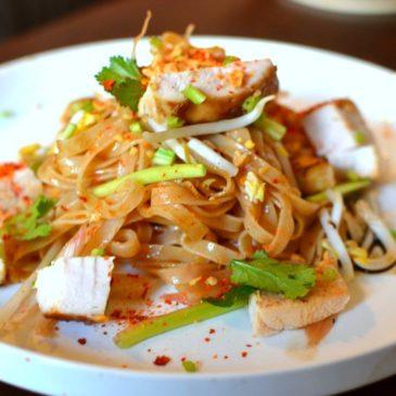 Le Pad Thaï : la plus emblématique des recettes thaï