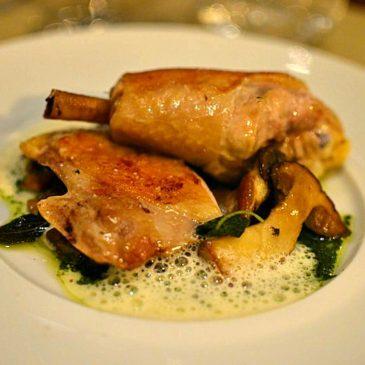 Restaurant Quinte : le réconfort de la cuisine française classique