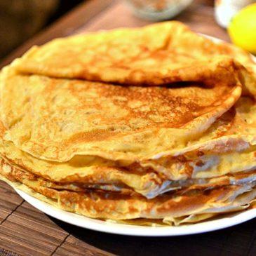 Les crêpes moelleuses : la recette des crêpes légères et ultra moelleuses