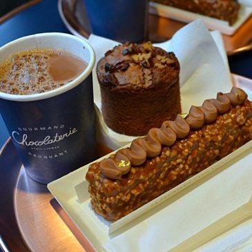 La chocolaterie de Cyril Lignac, temple du cacao