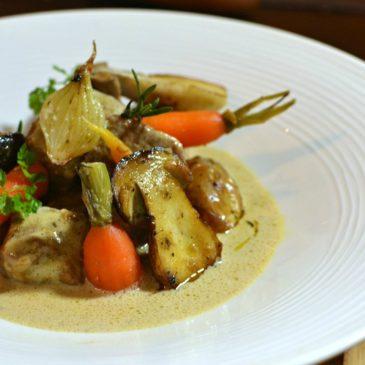 Blanquette de veau aux cèpes : la recette de la blanquette version gastronomique