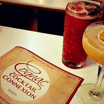 Cognac Cocktail Connexion 2016 : le cognac jeune et branché