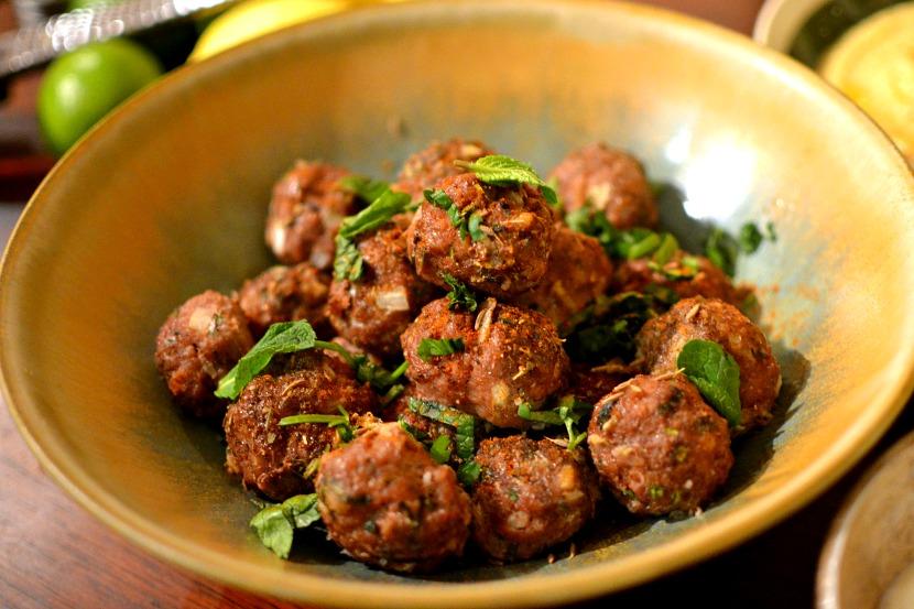 Kefta libanaises au b uf la menthe et au cumin - Recette de cuisine libanaise avec photo ...
