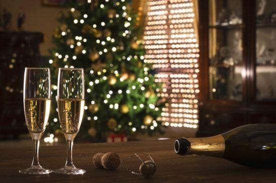 choisir champagne noel fetes