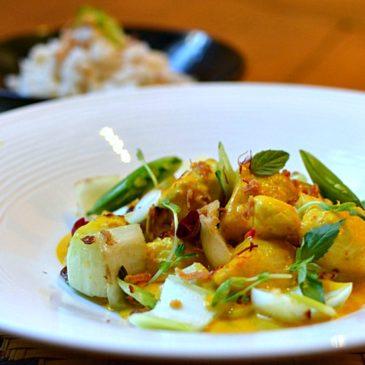 Poulet au curry au lait de coco : la meilleure recette du monde !
