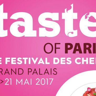 5 raisons de ne pas rater Taste of Paris, le paradis des gourmets ! (18-21 mai)