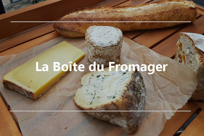 box fromage la boite du fromager