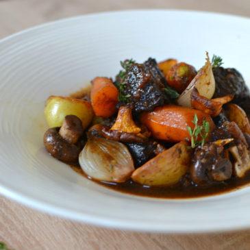 Bœuf bourguignon : la recette authentique, faite maison à l'ancienne