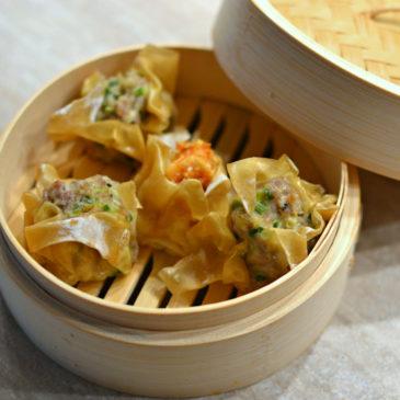 Bouchées vapeur chinoise au porc – Siu Mai : moelleuses et parfumées