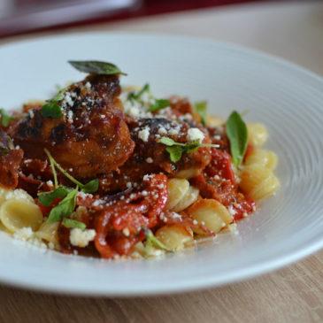 Poulet à l'italienne : la recette facile et gorgée de soleil