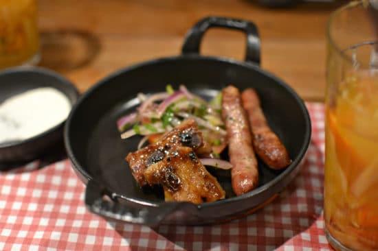 Porc au barbecue A casa do porco Sao Paulo