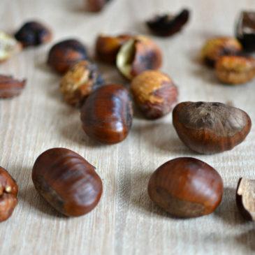 Comment cuisiner les marrons et les châtaignes : les préparer, les cuire…