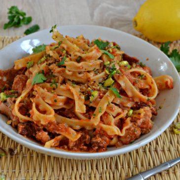 Pâtes au thon et tomates : la recette italienne démentielle !