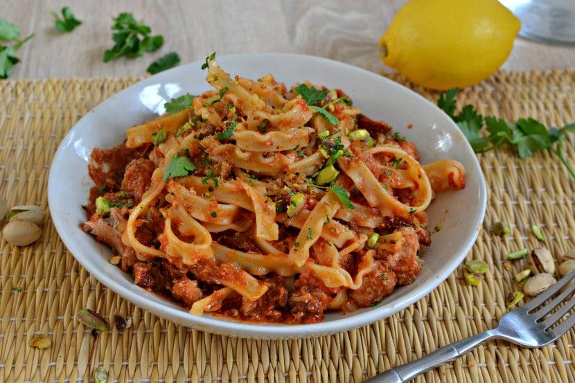 pates au thon tomate recette italienne