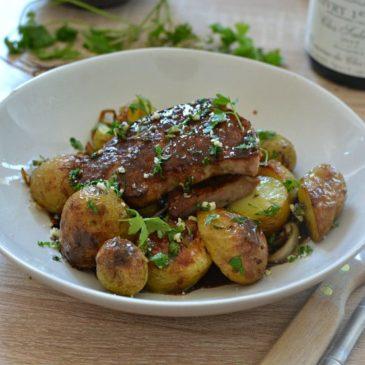 Foie de veau persillé : la recette maison facile et rapide