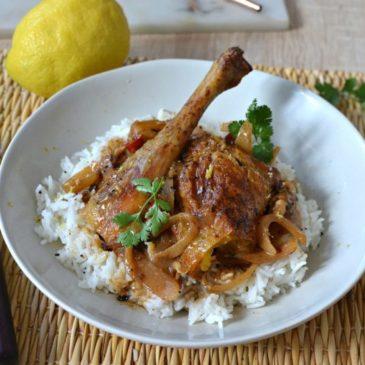 Poulet yassa (ou yassa au poulet) : la recette traditionnelle sénégalaise