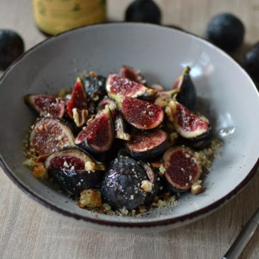 Salade de figue, miel et fleur d'oranger : la recette facile pour le dessert