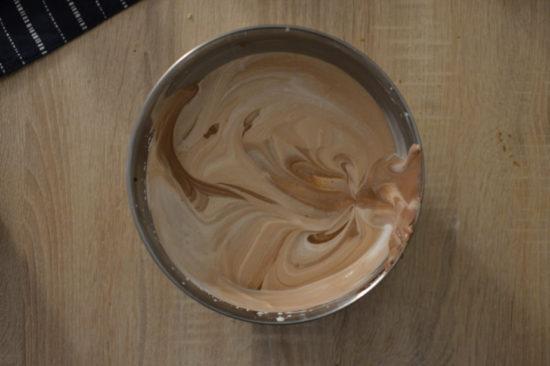 mousse chocolat cacahuète